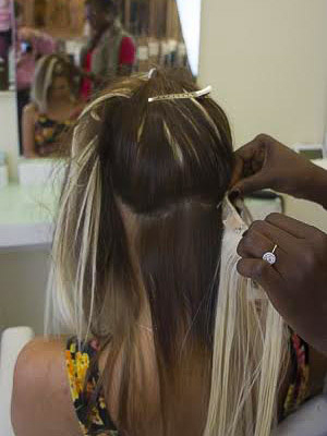 Russian Hair Extensions Melbourne