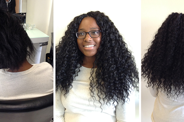 Beautiful hair Transformation