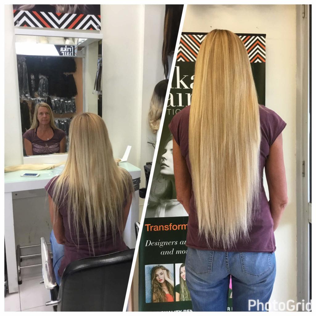 Hair Extensions Melbourne Frika Hair Boutique