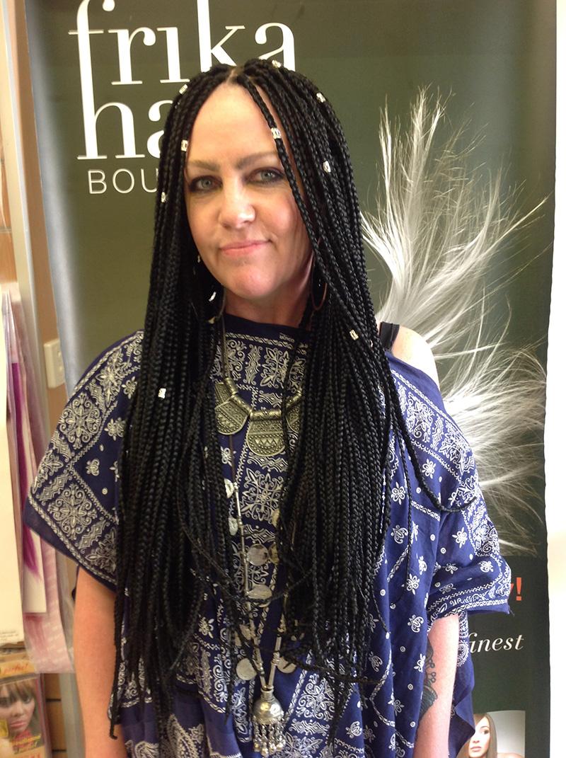 African Hair Braiding In Melbourne Cornrows Hair Frika Hair Boutique