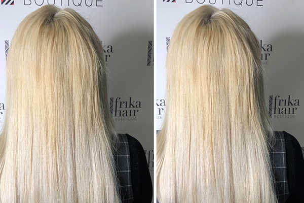 Luxury hair Transformation