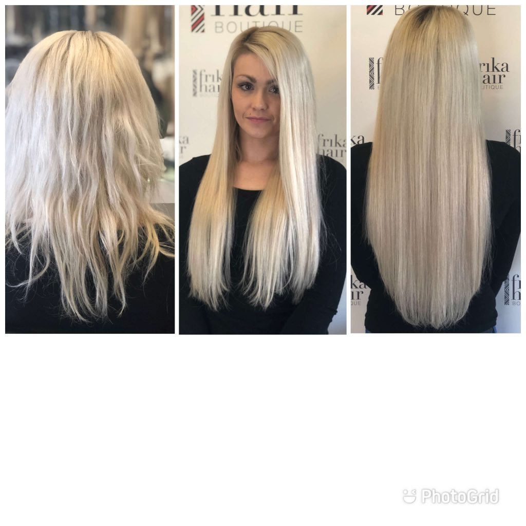 Russian Hair Extension