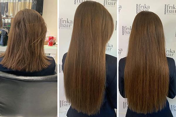 Thick luxury Microbeads Hair