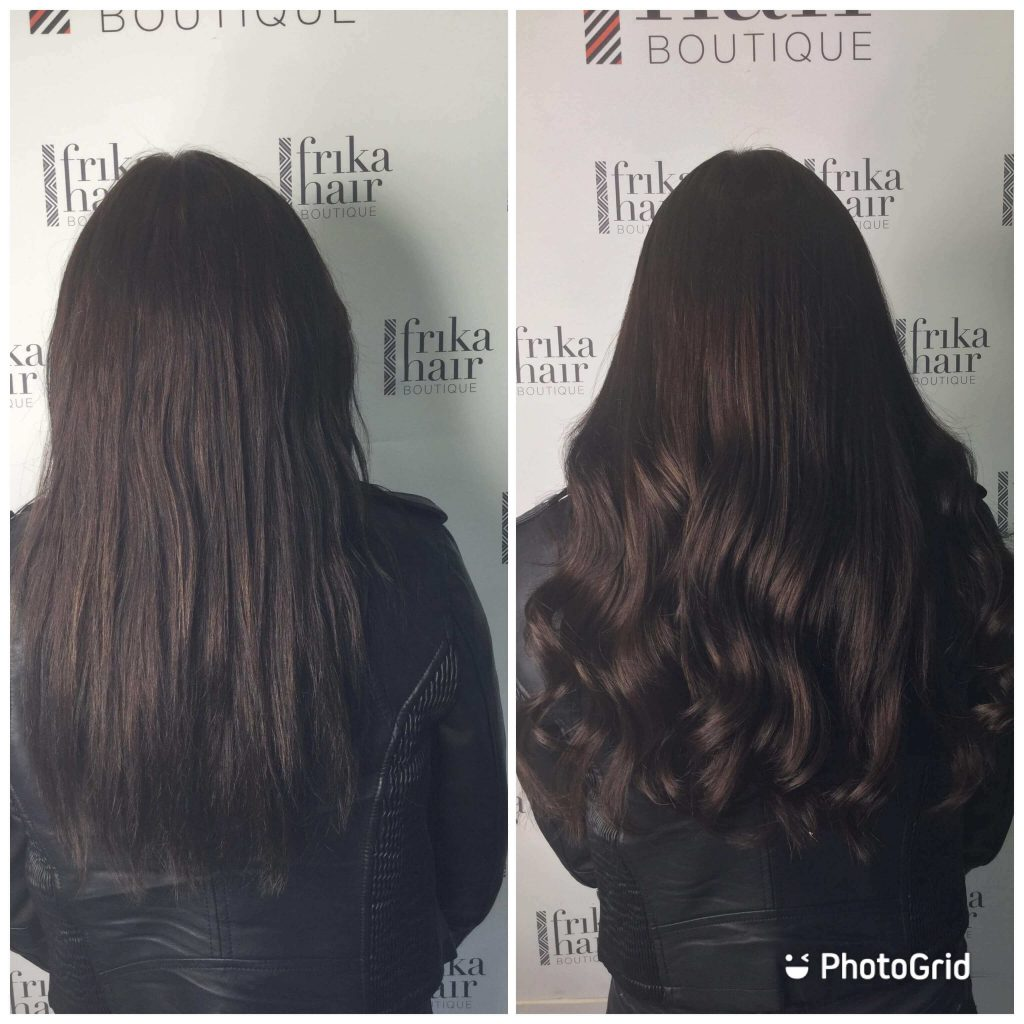 Beautiful Hair Transformation - Bottom part