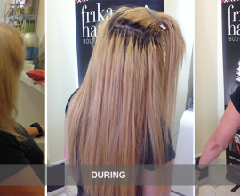 Keratin Bond Hair Extensions Melbourne