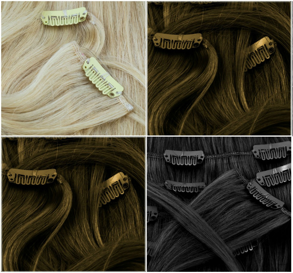 Clip in hair extensions in melbourne frika hair boutique one of our professional stylists will be happy to consult with you on the best product for your hair and budget solutioingenieria Images