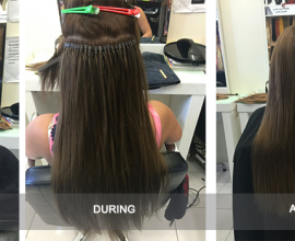 Micro Bead Hair Extensions Melbourne