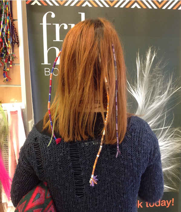 Feather Hair Extensions Melbourne
