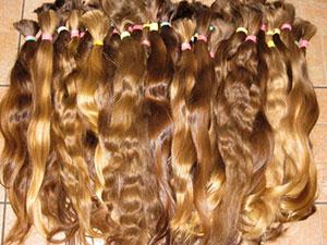 Virgin European hair