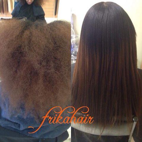 Hair Straightening Melbourne
