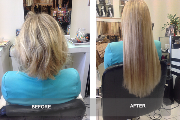 Tape Hair Extensions Melbourne